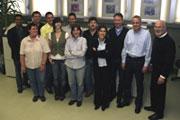 Die Teilnehmer des Seminars