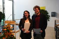 Elisabeth Stierand und Jörg Jochims