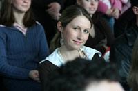 Die beste Absolventin der HdM in diesem Semester: Isabell Schwertle
