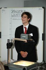 Lösungen für komplexe Aufgaben aus der unternehmerischen Praxis. Foto: MEC / HdM Stuttgart
