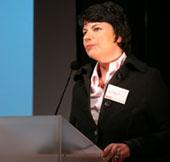 Professorin Dr. Petra Grimm betreut jedes Jahr die META-Verleihung - Zur Detailansicht