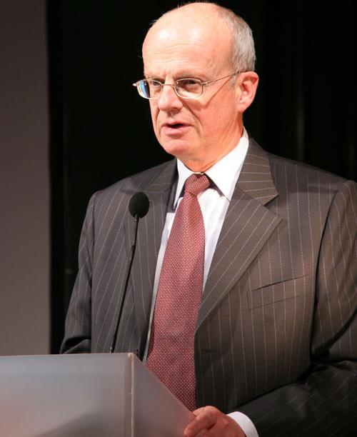 Professor Dr. Peter Frankenberg, Minister für Wissenschaft, Forschung und Kunst in Baden-Würrtemberg würdigte die Arbeit des META