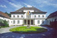 Die Villa in der Feuerbacher Heide - früherer Sitz der bibliothekarischen Studiengänge