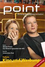 """Die neue Ausgabe der """"point"""""""