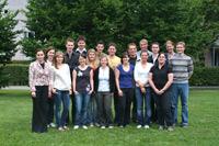Das studentische Team