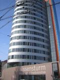 Der Wissensturm in Linz
