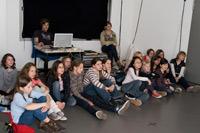 Teilnehmerinnen des Girl's Days 2009