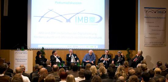 Das Symposium im Februar war gut besucht (Foto: HdM)