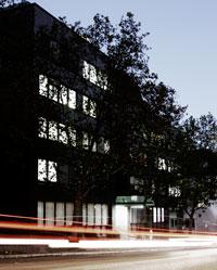 Der Standort Wolframstraße