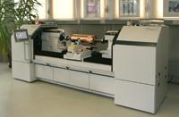 Die K500 Gravuranlage im Tiefdrucklabor