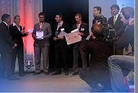 Die Sieger wurden 2008 in Berlin geehrt