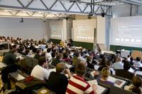 Das erste Symposium im November 2008 war ein voller Erfolg