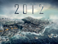 Roland Emmerichs 2012 (Foto: Sony Pictures Digital Inc.)