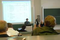 Prof. Christof Seeger verantwortet den Studiengang Print & Publishing