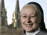 Alltagsheldin Schwester Margret