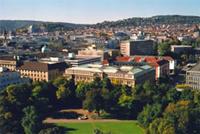 Die Hochschule für Technik in Stuttgart