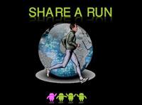 """Share a Run"" entwickelt von Nha-Phuong Nguyen, Philipp Lehmann, Robert Krüger und Stefan Zülch"