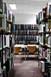 Die Bibliothek der HdM