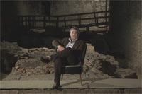 Interview im Kellergeschoss des Alten Schlosses