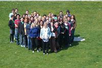 Das Team des Sommersemesters 2010