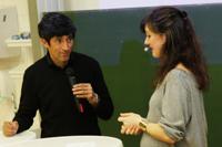 Wissenschaftsmoderator Ranga Yogeshwar war bereits zu Gast