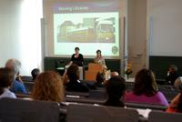 Präsentation beim Masterfourm 2009