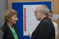 Professorin Ingeborg Simon, Initiatorin des Masterforums
