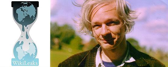 Eines der wenigen bekannten Gesichter hinter der Enthüllungsplattform WikiLeaks: Julian Assange (Fotos: WikiLeaks/Martina Haris)