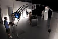 "Die Installation ""senses reconnected"" (Foto: Hartmut Ulmer)"