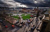 Stuttgart, wie man es noch nie gesehen hat