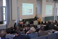 Das JDF-Symposium 2009 war gut besucht