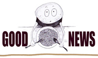 "Der Kurzfilm ""Good News"""