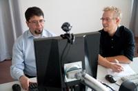 An der HdM gibt es ein Usability-Labor für Lehre und Forschung