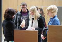 Die HdM stellt ihre Studienangebote an Infotagen vor