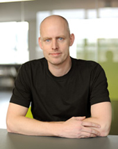 Jochen Rädeker vom Art Directors Club