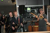 """Die Band """"Bubeck"""" sorgte für Stimmung (Fotos: Kseniya Anufriyeva)"""