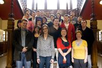 Die Dundee Business School schickte 21 Teilnehmer in den Wettbewerb