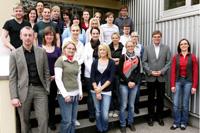 Hoher Frauenanteil beim ebmc in Linz