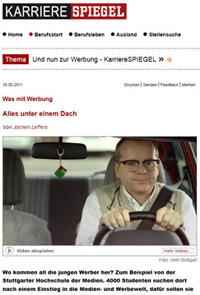 aus: KarriereSPIEGEL (Spiegel-Online)