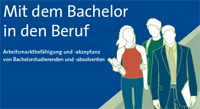 "Screenshot PDF ""Mit dem Bachelor in den Beruf"""