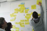 Vorbereitung: Die Themen wurden strukturiert