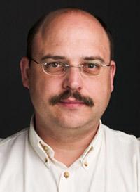 Prof. Dr. Bernhard Eberhardt, Sprecher des kooperativen Promotionskollegs Digital Media
