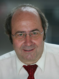 Prof. Dr. Wolfgang Faigle, Prorektor für Forschung