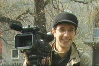 Autor und Regisseur Tuschinski