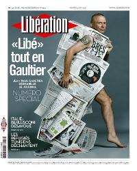 """Quelle: """"Libération"""" Cover vom 14. Juni 2011"""
