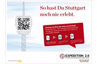 """Die Anzeige zur """"Expedition"""""""
