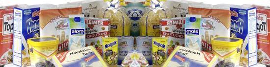 Verpackungen hergestellt im Flexodruck-Verfahren (Quelle: www.dfta.de)