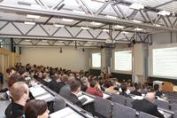 Das Symposium zieht zahlreiche Fachbesucher an