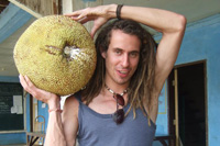 Die Jackfruit ist eine der beliebtesten Früchte auf den Philippinen