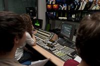 Seit Mai arbeiten Studierende der HdM im runderneuerten TV-Studio